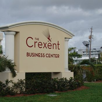 Crexent Sign