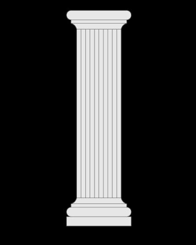 Fluted Column 1