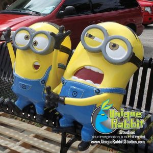 Minions character props
