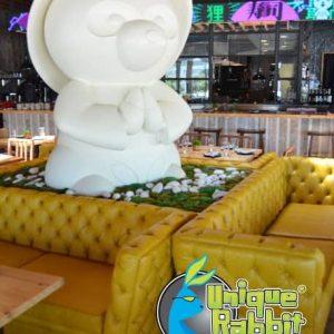 Indoor Panda Character