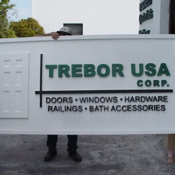 Trebor Sign