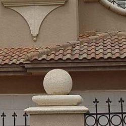Wall cap 1